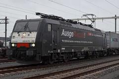 20.11.2017 (II, slot); Actievoerende huurling (chriswesterduin) Tags: rrf railfeeding sbb br189 rastatt containertrein trein train cargo goederentrein maasvlakte