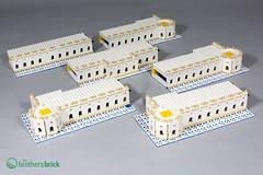 10256 Taj Mahal (The Brothers Brick) Tags: lego creator expert taj mahal 10256