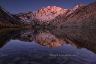 Dawn At Convict Lake