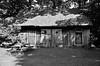 Scheune in Wense / Barn in Wense (Lichtabfall) Tags: gebäude building barn scheune einfarbig landscape blackwhite blackandwhite landschaft monochrome schwarzweiss wense