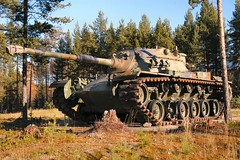 "M48A5 Norwegian  1 • <a style=""font-size:0.8em;"" href=""http://www.flickr.com/photos/81723459@N04/27115956999/"" target=""_blank"">View on Flickr</a>"