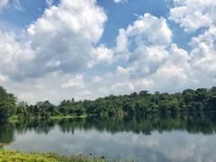Pulau Ubin, Singapore (DJSPhotographi) Tags: clouds mobile pulauubin landscape photography iphone singapore
