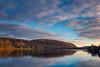Delaware River (BrianEden) Tags: lambertville sunset sky delawareriver water fuji hillside reflection hills newhope fujifilm mountain pennsylvania unitedstates us
