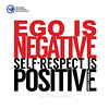 Quote of the Day: Ego is Negative... (Mehdi/Messiah Foundation International) Tags: ego egoism egoistic negative negativity positive positivity quote quoteoftheday quotes respect selfrespect younusalgohar