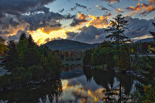 Lake Placid - New York  ~ Adirondack Mountains  ~ Historical