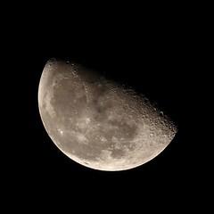 20171110_IMG_4268-trm (NAMARA EXPRESS) Tags: astronomy moon luna age210 satellite universe space star nature night tripod autumn fine outdoor color toyonaka osaka japan canon eos 7d tamron sp 70300mm f456 zoom namaraexp