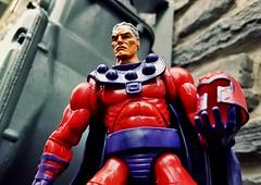 Magnus (aka_patch) Tags: magneto xmen mutant toybiz marvellegends marvelcomics