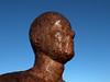 Gormley (Nigel Valentine) Tags: gormley iron man crosby beach statue