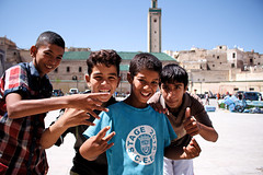 The gangstas of Fes (T is for traveler) Tags: travel traveler traveling tisfortraveler digitalnomad exploration photography backpacker fes fez morocco africa city arab summer trip canon 700d 1855mm mosque kid kids portrait people
