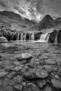 Storm Rolling In, Fairy Pools