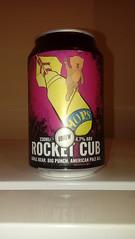 UBREW - Rocket Cub (DarloRich2009) Tags: ubrew rocketcub ubrewrocketcub brewery beer ale camra campaignforrealale realale bitter hand pull