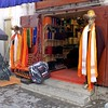 Barkhor Street Scene (oxfordblues84) Tags: oat overseasadventuretravel peoplesrepublicofchina tibet tibetautonomousregionchina lhasa lhasatibet lhasastreetscene people pilgrim pilgrims buddhist buddhists pedestrians kora barkhorstreetscene barkhorstreet store shop clothing clothingshop tibetanclothingstore