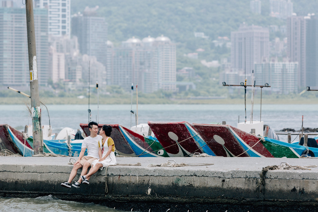 自助婚紗,台灣旅拍,愛情寫真