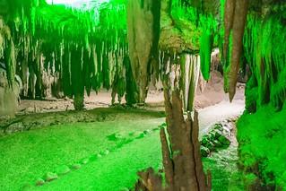 grotte khao kob trang - thailande 6