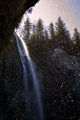 Natural. (AloysiaVanTodd) Tags: art natural escape life light landscape france wild trees wood forest nature water waterfall mountain elements vegetation prints