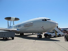 "Boeing E-3B Sentry 1 • <a style=""font-size:0.8em;"" href=""http://www.flickr.com/photos/81723459@N04/37981132495/"" target=""_blank"">View on Flickr</a>"