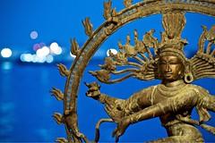 Eternal rhythm (Arun Sadasivan) Tags: shiva nataraj kochi fortkochi