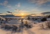 Winter in Myvatnssveit (Einar Schioth) Tags: winter day sky snow sunshine sun myvatnssveit myvatn mountains canon clouds cloud coast shore sigma sigma2470 hdr nationalgeographic ngc nature frost mountain landscape lake photo picture outdoor iceland ísland ice einarschioth