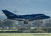 G-FFRA Dassault Falcon 20DC Cobham_B020128 (Jonathan Irwin Photography) Tags: gffra dassault falcon 20dc cobham durhamteesvalleyairport landing low level runway
