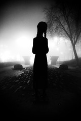 The Girl. Daughter-Ukraine. (Dmitriy DarkJoney) Tags: kiev kyiv black white