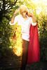 Sanji Vinsmoke (WorldXPhotography) Tags: sanji vinsmoke one piece cosplay fire diable jambe epic sunny backlight connichi 2017 red