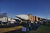 Mig - 23 Riga Air Museum. (Chris Firth of Wakey.) Tags: mig mig23 rigaairmuseum latvia