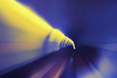 Canada Line 2 (beelzebub2011) Tags: canada britishcolumbia vancouver canadaline subway skytrain tunnel