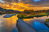 Moderation in All Things (James Neeley) Tags: idaho snakeriver southfork sunrise ririe heise jamesneeley