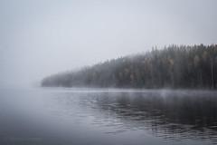 Sumua Kyrösjärvellä (Markus Heinonen Photography) Tags: kyrösjärvi järvi lake waterscape luonto nature sumu usva mist dimma fog suomi finland