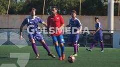CF San Pedro 1-1 Club La Vall (12/11/2017), Jorge Sastriques