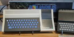 Mattel Aquarius, französische Ausgabe (1983) (stiefkind) Tags: vcfb vcfb2017 vcfb17 vintagecomputing aquarius mattel