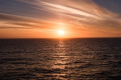 Pacific Sunset (MIKOFOX ⌘ Thanks 4 Your Faves!) Tags: canada summer pacific northernexpedition ferry xt2 june sea learnfromexif insidepassage sunset bc marinehighway pacificocean fujifilmxt2 mikofox britishcolumbia clouds xf18135mmf3556rlmoiswr