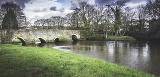 The Old Bridge, Lostwithiel