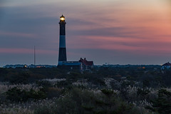 The Lighthouse Before Sunrise (Bob90901) Tags: lighthouse sunrise fireislandlighthouse fireislandnationalseashore longisland newyork bluehour nauticaltwilight dawn autumn rpg90901 fall landscape sky canon 6d canonef70200mmf28lisiiusm canon70200f28lll 2016 october 0652