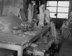 Studio del marmista Galli. Tortona. (GiannLui) Tags: marmista galli tortona studio marmo bottega