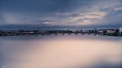 Bordeaux - 4092 (YᗩSᗰIᘉᗴ HᗴᘉS +12 000 000 thx❀) Tags: bordeaux france aquitaine gironde garonne river water architecture ville town hensyasmine yasminehens luminar2018 lightroom sky city cityscape waterscape