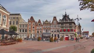De Waag, Damstraat, Haarlem, Netherlands - 5594