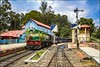 Warming up for the Joyride!! (Gautham Karthik) Tags: train indianrailways nilgiris nilgirimountainrailway coonoor ootytrain ooty passengertrain ydm4 goc goldenrock diesellocomotive trainspotting railroad metreguage trainjourney