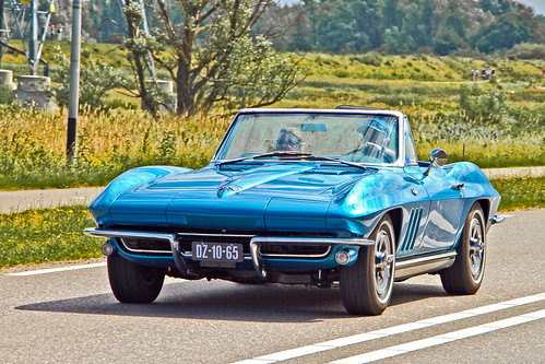 Chevrolet Corvette C2 Stingray Convertible 1965 (2161)