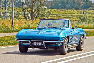 Chevrolet Corvette C2 Stingray Convertible 1965 (2161)