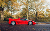 Fifty. (Alex Penfold) Tags: ferrari f50 red supercars supercar super car cars autos alex penfold 2017 london
