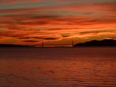 sunset 18nov2017 4/4 (Jef Poskanzer) Tags: sunset goldengate goldengatebridge flemingpoint geotagged geo:lat=3788147 geo:lon=12231250 t