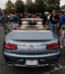 S 650 (4 Pete Seek) Tags: caffeineandoctane caffeineandoctanecarshow carshow carporn mb mercedesbenz maybach convertible exotic car exoticcar mirrorless dunwoodygeorgia dunwoody perimetermall