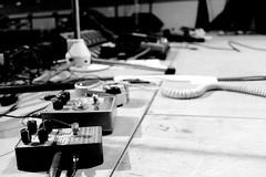 bassgear (shortscale) Tags: catalinbread sft ehx qtron bass guitar gig gear stage
