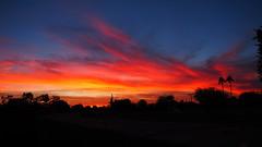 Phoenix sunset (Tony Cyphert) Tags: sunset phoenix suncity