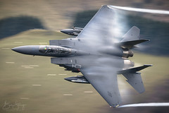 'BOLARS!' (benstaceyphotography) Tags: usafe usaf unitedstatesairforce airpower 91605 vortices fluff vapour topside motionblur movement speed theroundabout lowfly lowlevel interdiction strikeeagle f15e boeing mcdonnelldouglas libertywing fightersquadron fs 492d madhatters bolars lakenheath royalairforce raf fighter jet aviation nikon