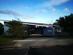 Waiheke Police Station (A. Wee) Tags: auckland newzealand waiheke island police station 奥克兰 新西兰 警察局 waihekeisland
