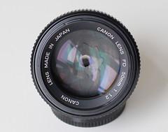 Canon nFD 50mm ƒ/1.2 (.: mike | MKvip Beauty :.) Tags: canonnfd50mmƒ12 canonnfd canonfd canonnewfd 50mmƒ12 50mm ƒ12 doublegauss vintagelens vintageprime primelens prime manuallens mth mkvip