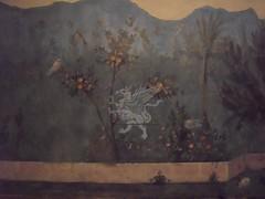 Gli affreschi della villa di Livia a Palzzo Massimo _04