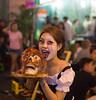 Saigon Serving Wench (Chorizo from Berlin) Tags: 2017 vietnam saigon asia girl portrait halloween